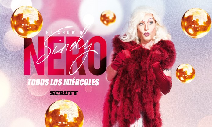 Miércoles de SHOW con Sindy Nero in Barcelona le Wed, May 22, 2019 from 11:55 pm to 05:00 am (Clubbing Gay)