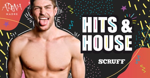 Martes de HITS & HOUSE en Arena Madre in Barcelona le Tue, September  3, 2019 from 11:45 pm to 05:00 am (Clubbing Gay)