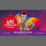 Martes de show con Ari Korrales en Arena Madre à Barcelone le mar. 12 février 2019 de 23h59 à 06h00 (Clubbing Gay)