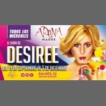 Miércoles de Show con Desiree en Arena Madre (Balmes 32) in Barcelona le Wed, October 31, 2018 from 11:59 pm to 06:00 am (Clubbing Gay)