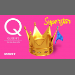 Queens Superstar x Scruff · Arena Madre in Barcelona le Sun, March 31, 2019 from 11:59 pm to 05:00 am (Clubbing Gay)