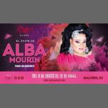 Miércoles de Show con Alba Mourin en Arena Madre à Barcelone le mer.  6 mars 2019 de 23h59 à 06h00 (Clubbing Gay)