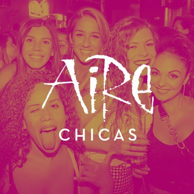 Aire Chicas Club · Lesbian Party in Barcelona le Thu, October 24, 2019 from 11:00 pm to 03:00 am (Clubbing Lesbian)