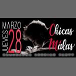 Chicas Malas en Aire Chicas 28/Marzo a Barcellona le gio 28 marzo 2019 23:00-03:00 (Clubbing Lesbica)