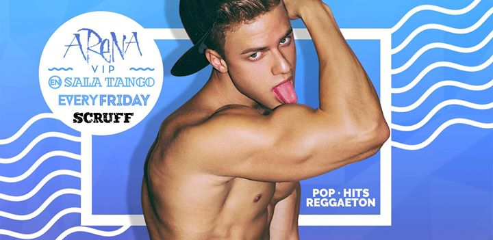 Arena VIP Friday en Sala Tango Noches in Barcelona le Fri, October 11, 2019 from 11:59 pm to 06:00 am (Clubbing Gay)
