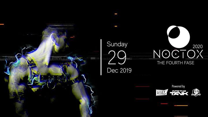 NOCTOX (The Fourth Fase) in Madrid le Sun, December 29, 2019 from 11:00 pm to 06:00 am (Clubbing Gay, Bear)