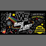 WE PARTY Magic Planet! SAT MAIN EVENT World Pride Weekend in New York le Sat, June 29, 2019 from 10:00 pm to 06:00 am (Clubbing Gay)
