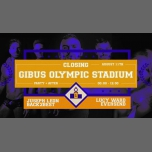 Gibus Olympic Stadium - Closing in Paris le Sa 11. August, 2018 23.59 bis 12.00 (Clubbing Gay)
