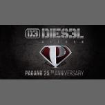 马德里Dies3l Silver - Pagano 25th Anniversary - Madrid Pride2018年11月 6日,23:30(男同性恋 俱乐部/夜总会)