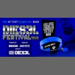 Dies3l Festival 2018 . From 5th to 9th December . Madrid à Madrid du  5 au  9 décembre 2018 (Clubbing Gay)
