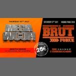 马德里Madrid PRIDE 2018 > MegaWoof! & Brut London FORCE从2018年 7月 8日到11月 5日(男同性恋 俱乐部/夜总会)