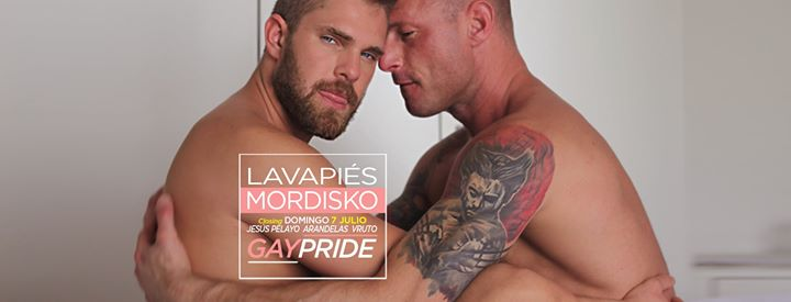 马德里Mordisko Pride Closing Domingo 7 Julio- Lavapiés2019年11月 7日,23:55(男同性恋 俱乐部/夜总会)