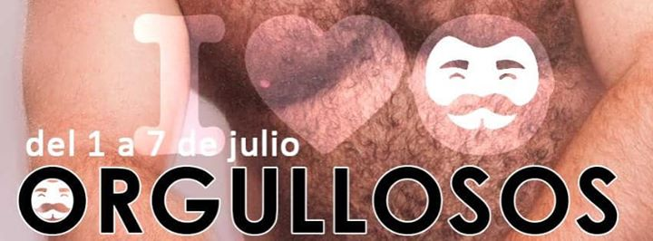 Orgullosos Week Madrid 2019 by GHM in Madrid from  1 til July  8, 2019 (Festival Gay, Bear)