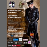 Mr Leather Spain 2019 in Madrid le Sat, December  8, 2018 from 08:00 pm to 10:30 pm (After-Work Gay)