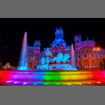 LFSpain in Pride Madrid'19 (Leather is the new Rainbow) en Madrid del  4 al  7 de julio de 2019 (Festival Gay)
