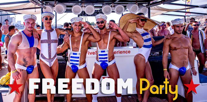 FREEDOM Party - Deseo54 - Valencia à Valence le sam.  1 juin 2019 de 23h59 à 06h00 (Clubbing Gay)
