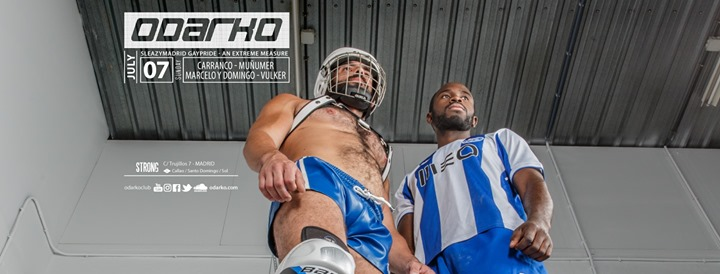 ODARKO (SleazyMadrid GayPride - An Extreme Measure) in Madrid le Sun, July  7, 2019 from 11:30 pm to 06:30 am (Clubbing Gay, Bear)