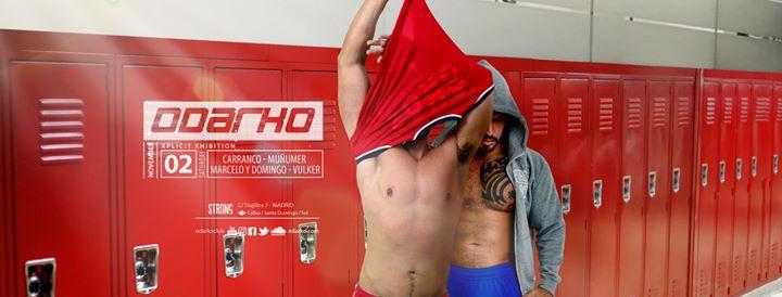 ODARKO (Xplicit Xhibition) à Madrid le sam.  2 novembre 2019 de 23h00 à 06h00 (Clubbing Gay, Bear)