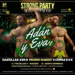 Adan & Evan in Madrid le Sat, November 10, 2018 from 11:30 pm to 06:00 am (Clubbing Gay, Bear)