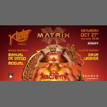 Matrix Sol Naciente à Madrid le sam. 27 octobre 2018 à 23h55 (Clubbing Gay)