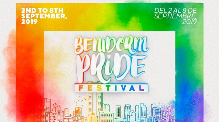 Benidorm Pride Festival in Benidorm from  2 til September  8, 2019 (Festival Gay, Lesbian, Trans, Bi)