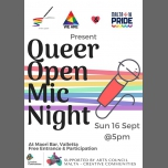 Open Mic Pride Night! em Valletta le dom, 16 setembro 2018 17:00-21:00 (After-Work Gay, Lesbica, Trans, Bi)