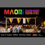 Maori Sundown Sundays in Valletta le So 14. April, 2019 18.00 bis 23.00 (After-Work Gay, Lesbierin, Transsexuell, Bi)