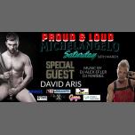 PROUD & LOUD à San Ġiljan le sam. 30 mars 2019 de 22h00 à 04h00 (Clubbing Gay)