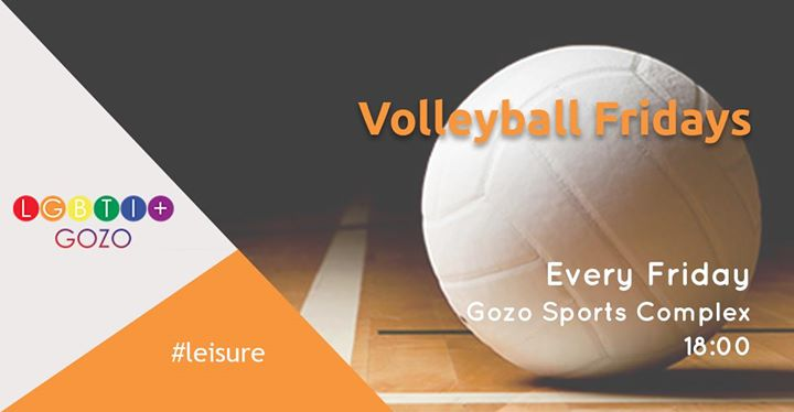 VictoriaVolleyball Fridays2019年 6月 6日,18:00(男同性恋, 女同性恋, 变性, 双性恋 体育运动)