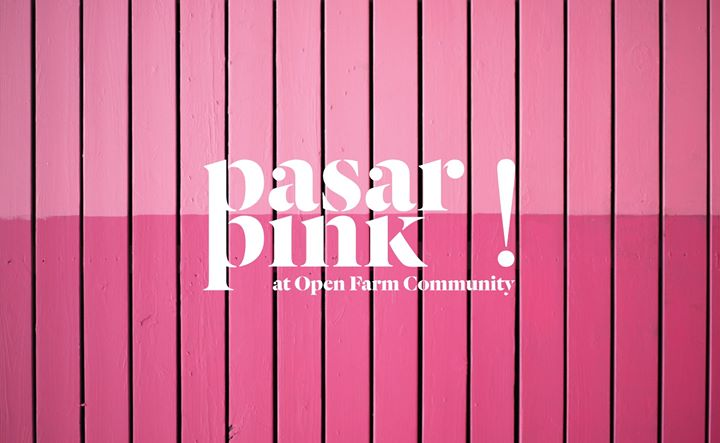 Pasar Pink! in Singapour le Sun, June 16, 2019 from 12:00 pm to 10:00 pm (Festival Gay, Lesbian, Trans, Bi)
