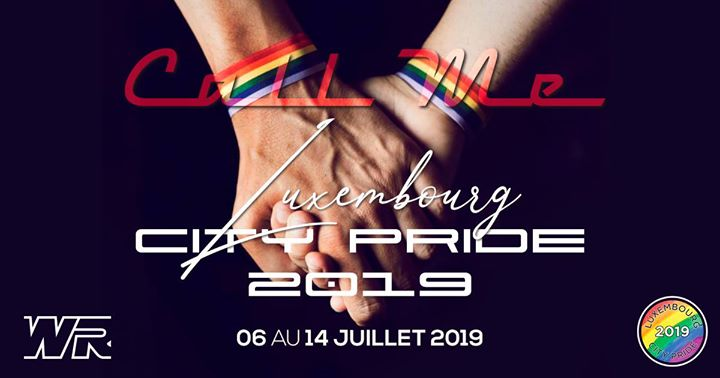 Luxembourg City Pride 2019 in Luxemburg from  6 til July 14, 2019 (Festival Gay, Lesbian, Hetero Friendly, Trans, Bi)