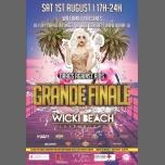 WR Drag Against AIDS Beach Party in Luxemburg le Sa  1. August, 2020 17.00 bis 00.00 (Vorstellung Gay, Lesbierin, Hetero Friendly, Bear, Transsexuell, Bi)