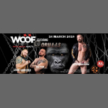 Woof Men-Only feat. Gorillas in Luxemburg le Sat, March 16, 2019 at 11:00 pm (Clubbing Gay, Bear)