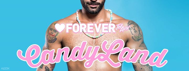 Forever Candy Land 2020 Taipei NYE Festival a Taipei le mar 31 dicembre 2019 22:00-05:00 (Clubbing Gay)