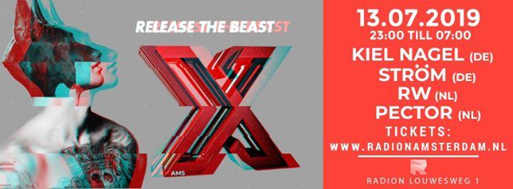 X-AMS in Amsterdam le Sa 13. Juli, 2019 23.00 bis 07.00 (Clubbing Gay)