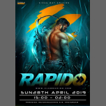 Rapido - the King edition à Amsterdam le dim. 28 avril 2019 de 15h00 à 02h00 (Clubbing Gay)