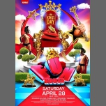 FunHouse XL - King Edition 2018 in Amsterdam le Sat, April 28, 2018 from 10:00 pm to 09:00 am (Clubbing Gay)