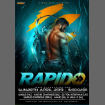 Rapido - the King edition in Amsterdam le Sun, April 28, 2019 from 03:00 pm to 02:00 am (Clubbing Gay)