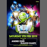 FunHouse – Space Odyssey à Amsterdam le sam.  9 février 2019 de 22h00 à 05h00 (Clubbing Gay)