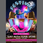 FunHouse - Let's go Inside - NIGHT à Amsterdam le sam. 16 juin 2018 de 22h00 à 06h00 (Clubbing Gay)