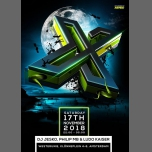 X-AMS - the november edition à Amsterdam le sam. 17 novembre 2018 de 22h00 à 05h00 (Clubbing Gay)