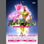 Rapido - the PRIDE Edition in Amsterdam le So  5. August, 2018 15.00 bis 02.00 (Clubbing Gay)