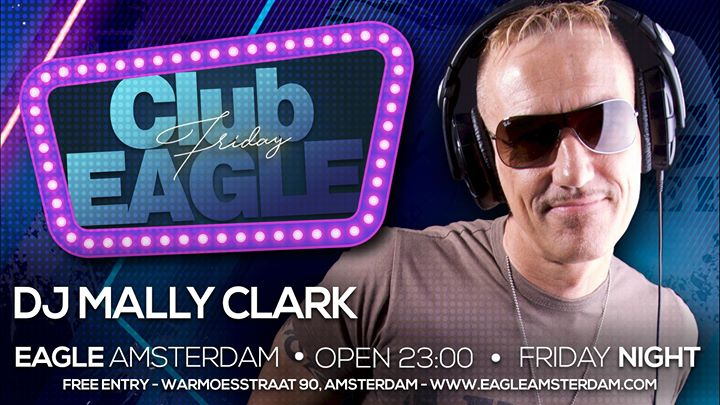 Club Eagle - Friday Night en Amsterdam le vie 19 de julio de 2019 23:00-05:00 (Sexo Gay, Oso)