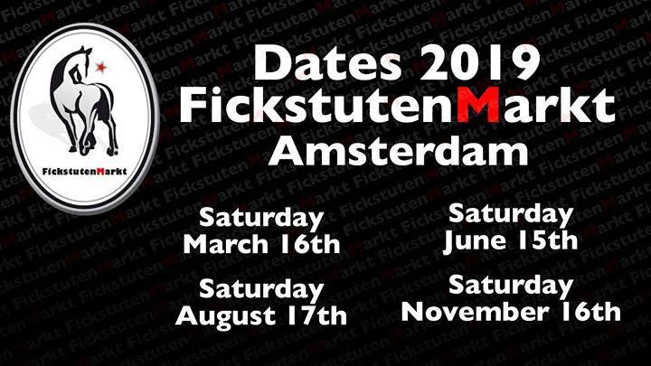 FickstutenMarkt em Amsterdam le sáb, 17 agosto 2019 17:30-23:00 (Sexo Gay)