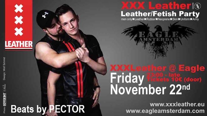 XXXLeather on the road en Amsterdam le vie 22 de noviembre de 2019 a las 23:00 (Clubbing Gay, Oso)