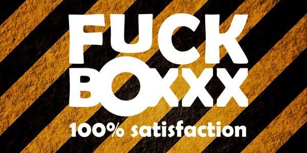 Fuckboxxx in Amsterdam le Sat, April 20, 2019 from 04:00 pm to 08:00 pm (Sex Gay, Bear)