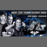 The Beat - Live DJ's à Amsterdam le dim. 25 novembre 2018 de 23h00 à 04h00 (Clubbing Gay)