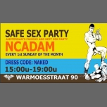 Naked Party à Amsterdam le dim.  2 septembre 2018 de 15h00 à 19h00 (Sexe Gay, Bear)