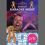 Karaoke – the Amsterdam Bear Weekend edition (ABW2019) en Amsterdam le dom 24 de marzo de 2019 19:30-01:00 (After-Work Gay, Oso)