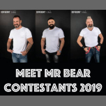 Meet the Mister Bear Netherlands contestants (ABW2019) in Amsterdam le Fr 22. März, 2019 18.00 bis 21.00 (After-Work Gay, Bear)
